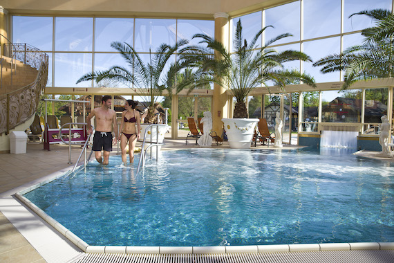 Aktuelle Events in der Therme